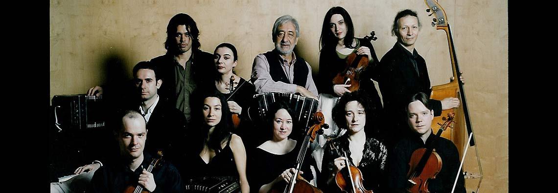 JUAN JOSÉ MOSALINI y su Gran Orquesta de Tango